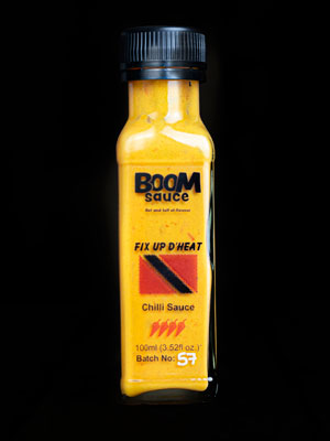 100ML Bottle Of Boom